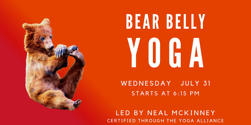 Bear Belly Yoga