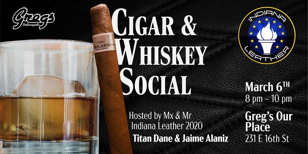 Cigar & Whiskey Social