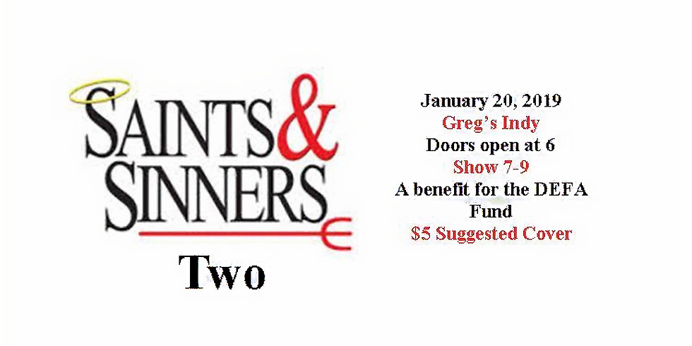 Saints and Sinners 2
