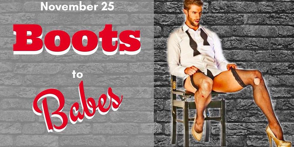Liam Matthews: Boots to Babes