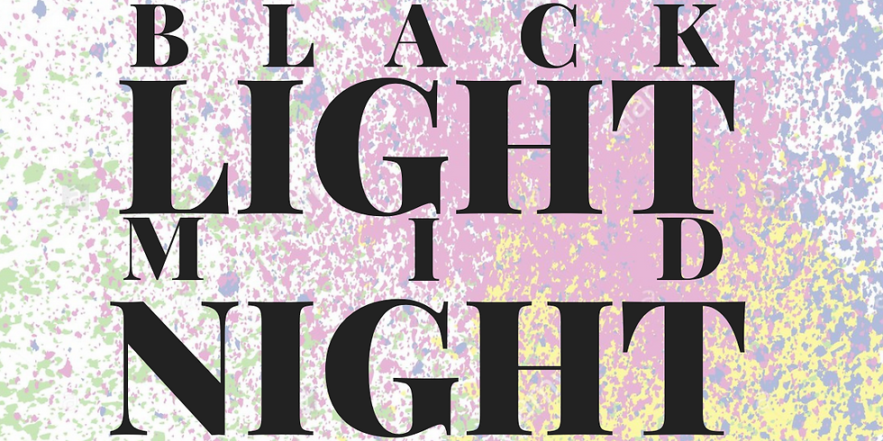 Blacklight Midnight: New Year's Eve at Gregs