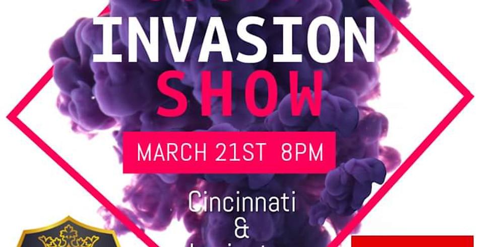 Indiana Invasion