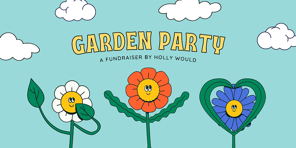 Holly Would's Garden Party