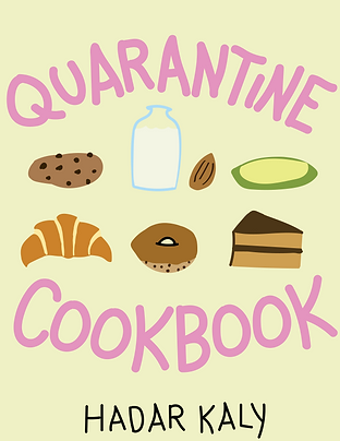 Quarantine Cookbook