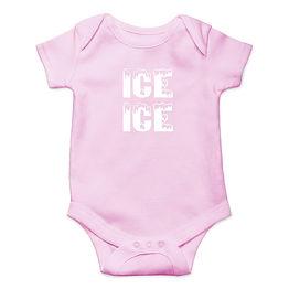 Ice Ice baby romper