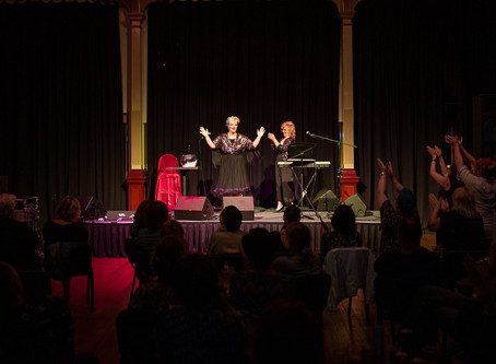 """Review of """"By Request"""" at Qld Cabaret Festival"""