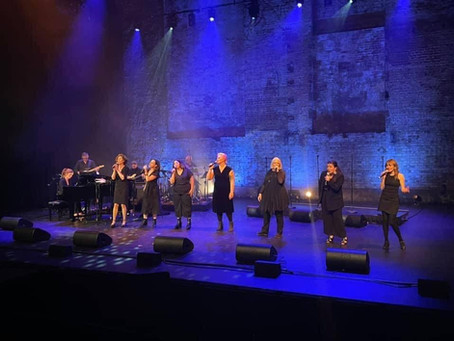 Creative Reflections on Women in Voice 2021