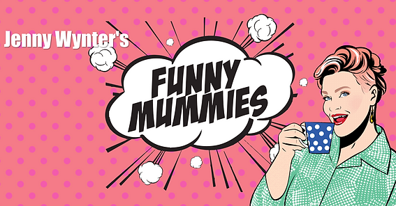 Funny Mummies with Jenny Wynter Facebook
