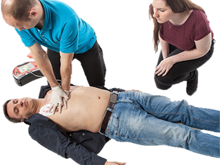 Cardiopulmonary Resuscitation (CPR) is scary, but do it anyway, You're family is depending on you...