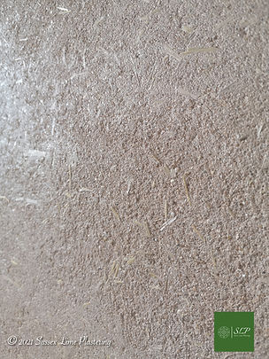 Arakabe clay plaster