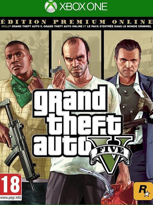Xbox One GTA 5: Online Cash Services