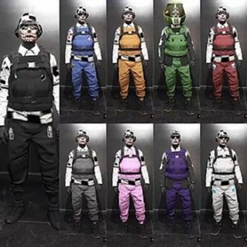 PS4 GTA 5: Modded Outfits Bundle