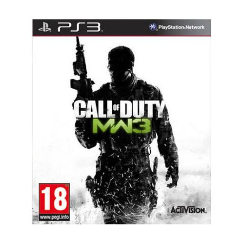 CoD MW3 PS3 services