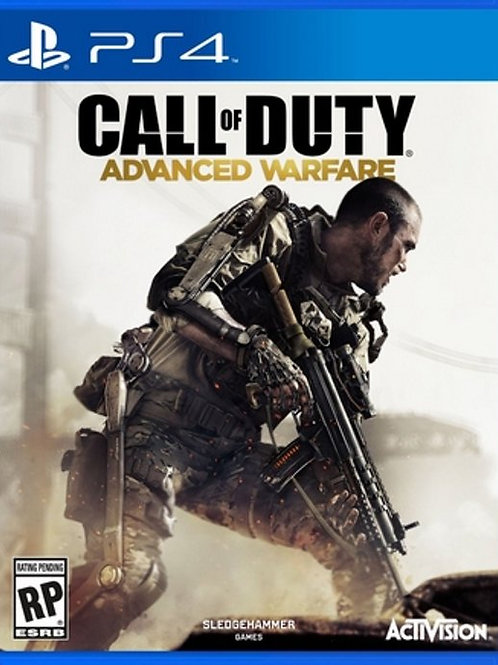 CoD AW PS4/PS3 services