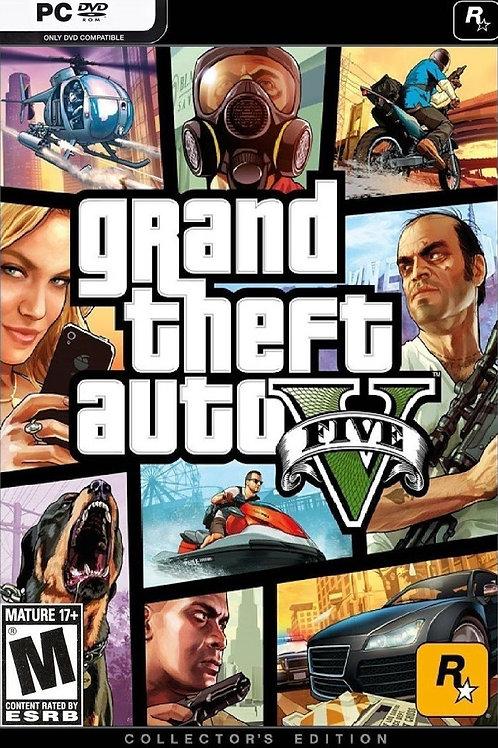PC GTA 5: Online Cash Only