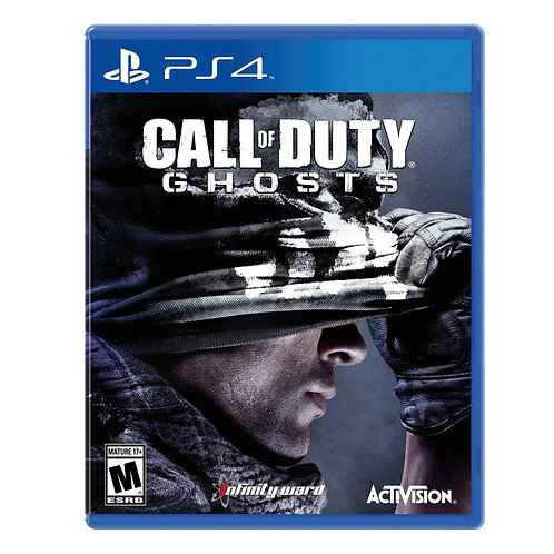 CoD Ghosts PS4/PS3 services