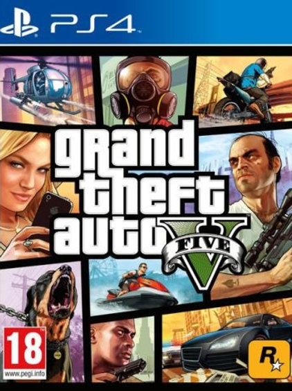 PS4 GTA 5: Online Rank Services