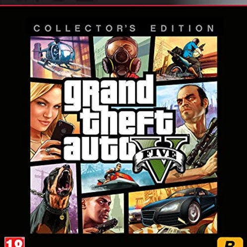 PS3 GTA 5: Online Cash & Rank Services