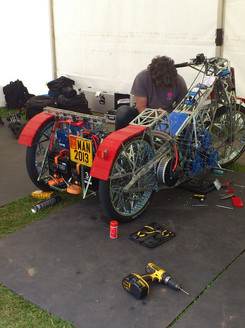 The Meccano Motorcycle