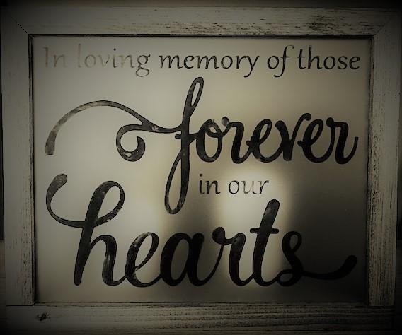 Memory Sign