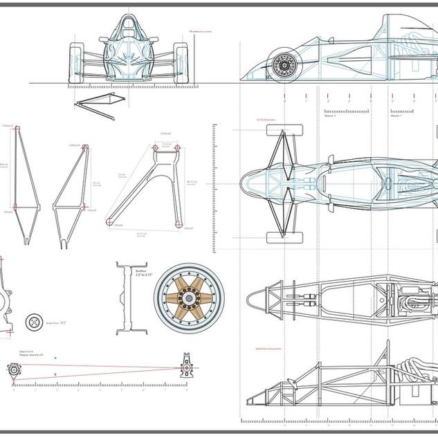 Lee Racing F1600 F2000 SCCA