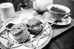 紅茶専門店ロンネフェルトの様子です