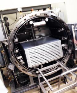 モルツウェル真空調理工場の調理機器です