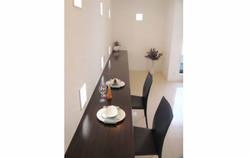 賃貸アパートHamanogi Apartmentの室内カウンターです