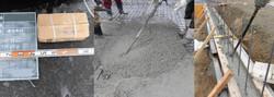 基礎 コンクリート打設