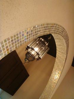 Rendez-Vous Lienの店内照明です