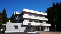 浜坂七釜温泉病院の外観です