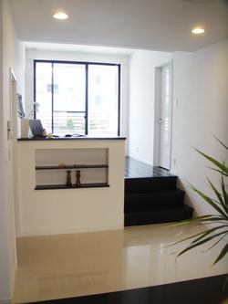 賃貸アパートHamanogi Apartmentの室内です