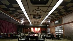 RYOUTEI HORIE 宴会場です