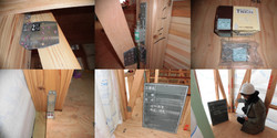 木工事 構造金物確認