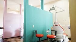 えみ歯科クリニックの診察室の様子です