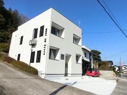 デザイナーズ賃貸ワンルーム「villa TH1338」の外観です