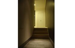 賃貸アパートHamanogi Apartmentの玄関です