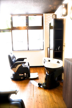 Hair Life OIALTのシャンプー機器です