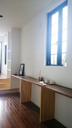 デザイナーズ賃貸ワンルーム「villa TH1338」の内部の様子です