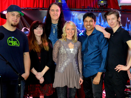 Bevani Live at Verge Studios
