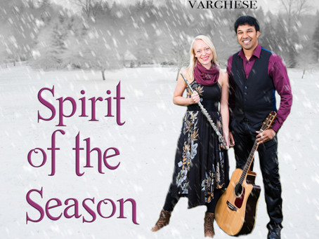 Christmas Album 'Spirit of the Season'