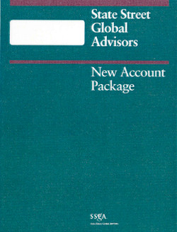 New Account Package