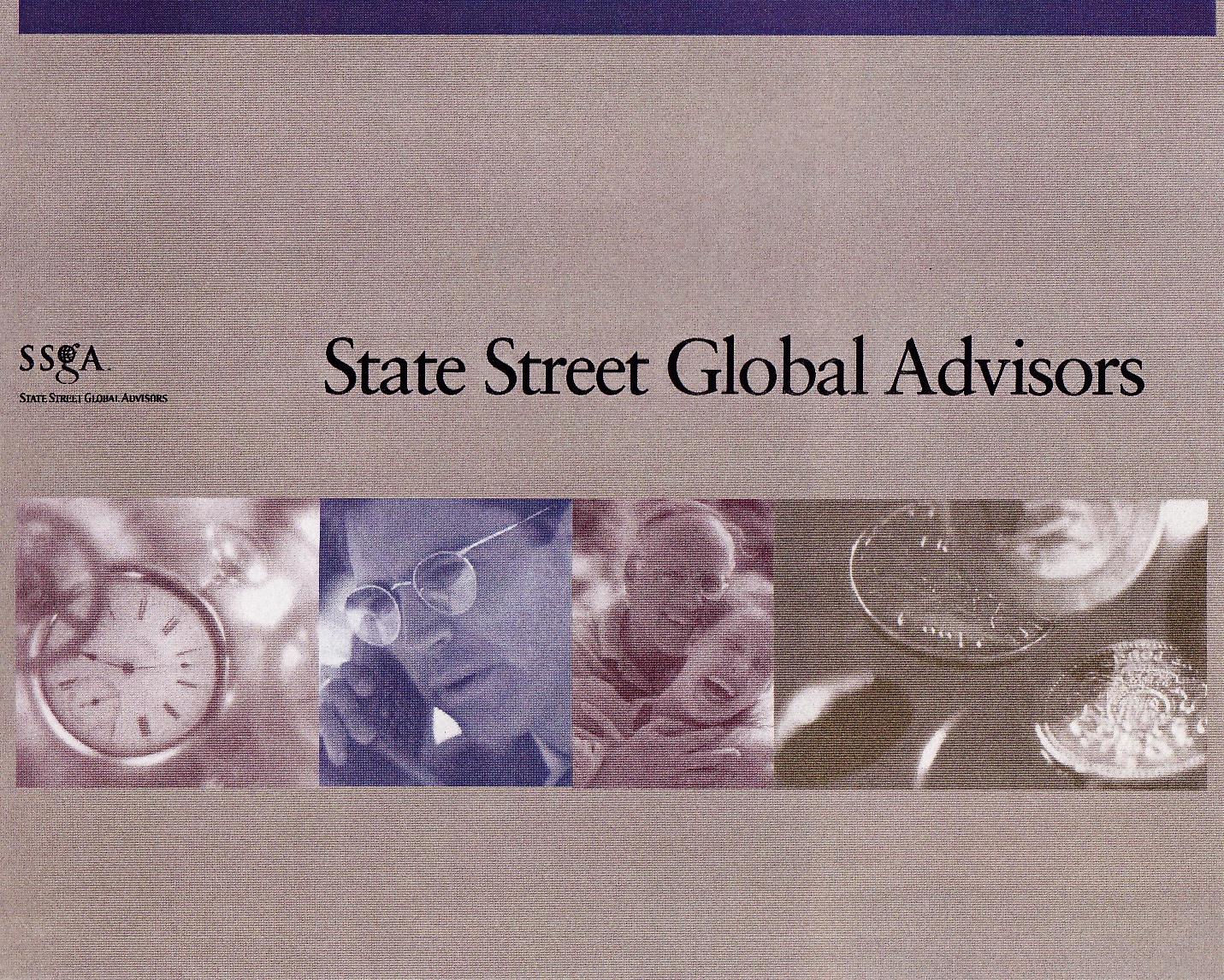SSgA Brochure Cover