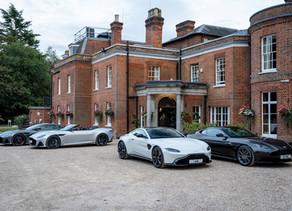 REPORTAGE: Aston Martin - Power, Beauty & Glory