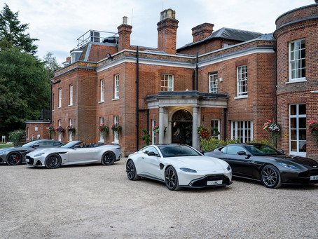 REPORTAGE: Aston Martin - Power, Beauty & Glory