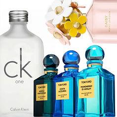 名牌香氛香水系列