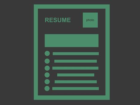 More Than A Resume (CV)