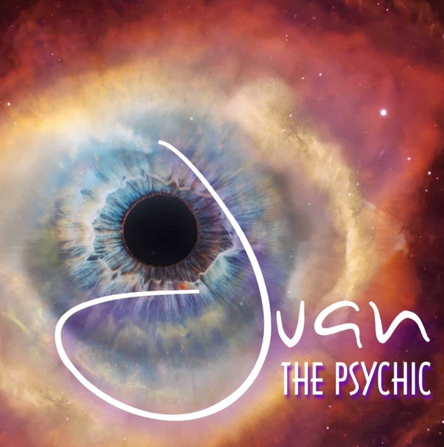 Juan the Psychic book your session today!