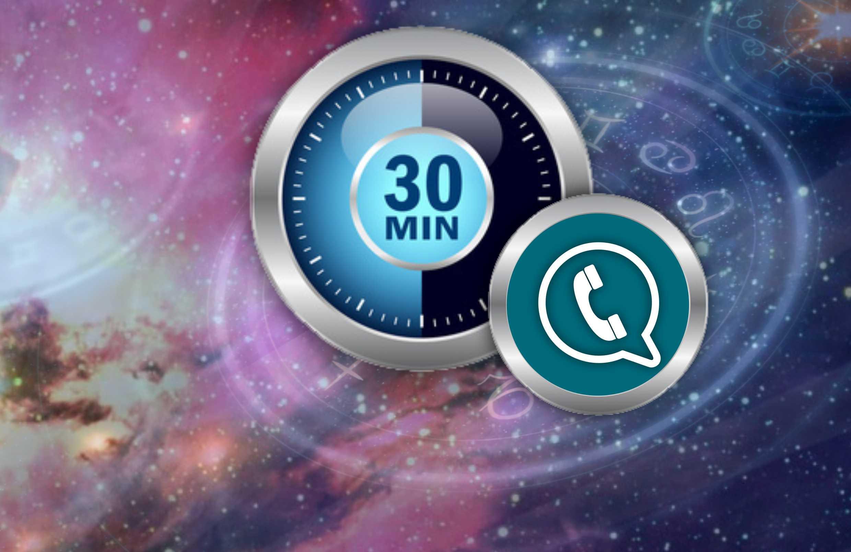Virtual/Phone 30 Min. Psychic Reading