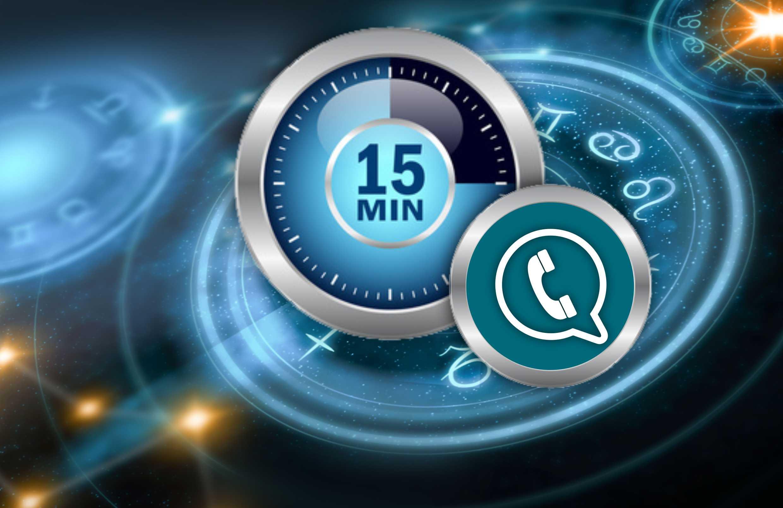 Virtual/Phone 15 Min. Psychic Reading